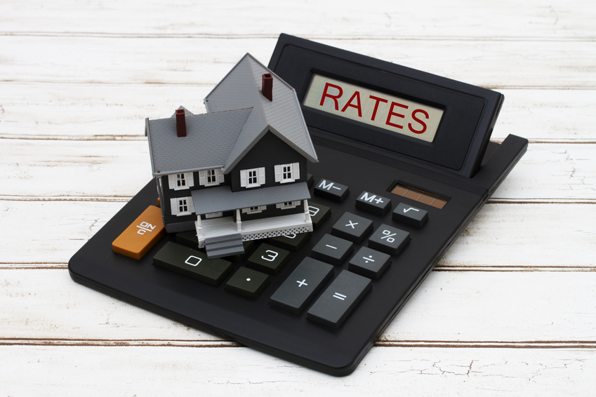 The effects of higher interest rates on the market