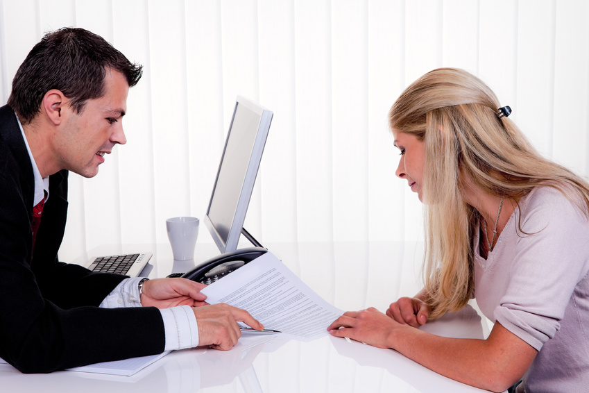 Select the right attorney for transfer