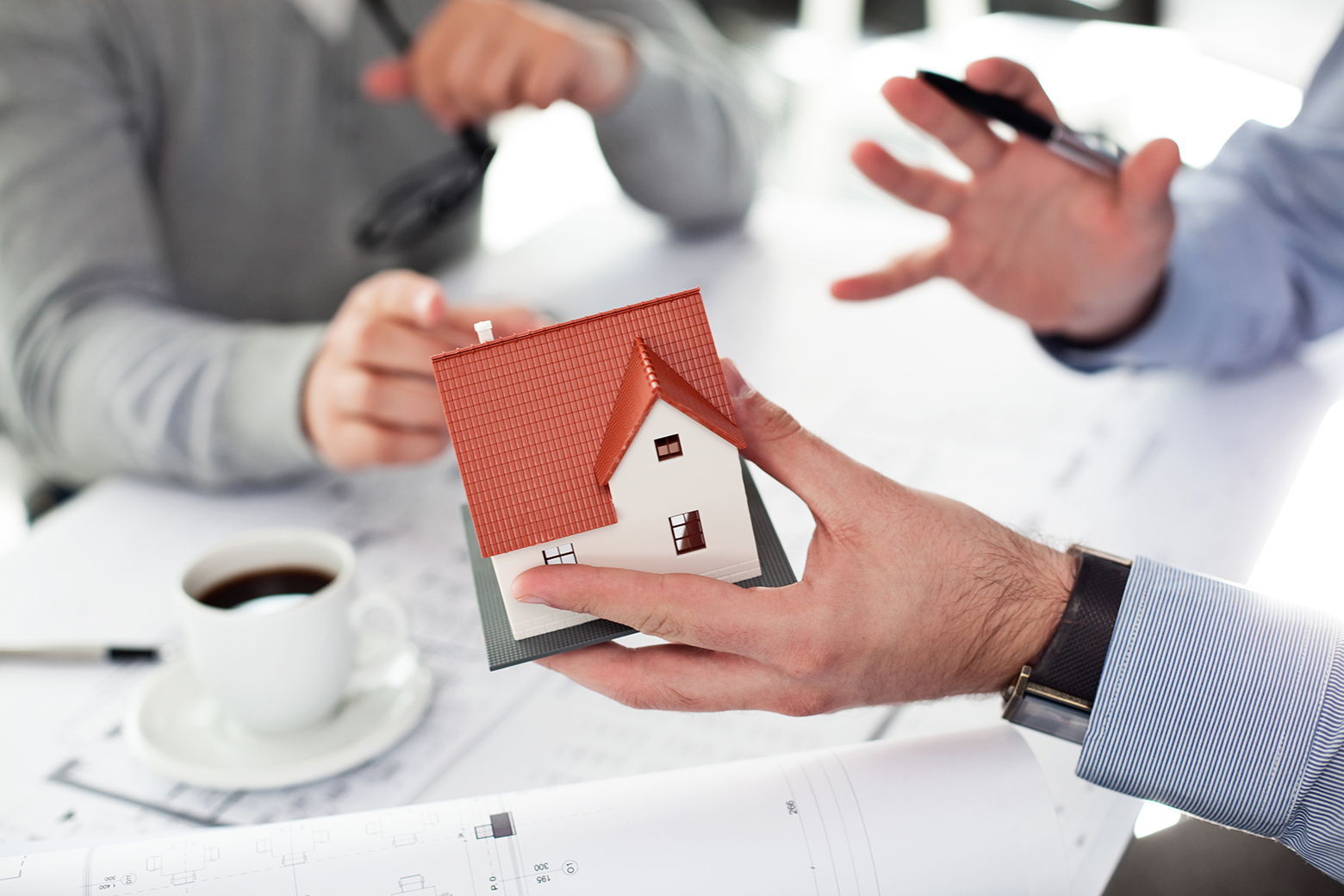 Launching the home buying process
