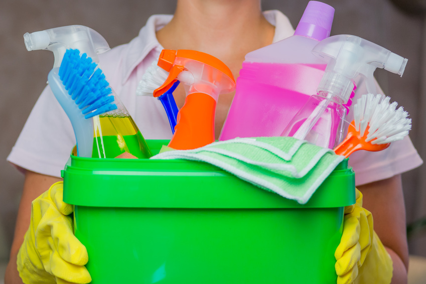 Spring clean to sell your home