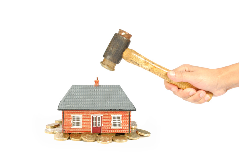 Is buying a repossessed property worth it?