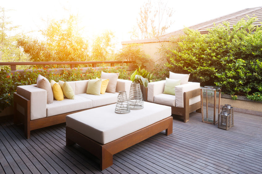 Investing in your outdoor space