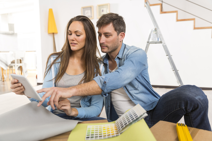 Create buyer appeal through home staging
