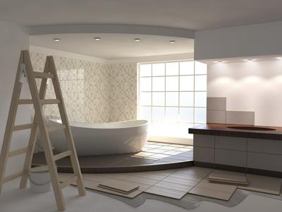 Bathroom budget renovations