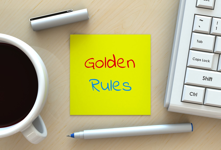 Property buying golden principles
