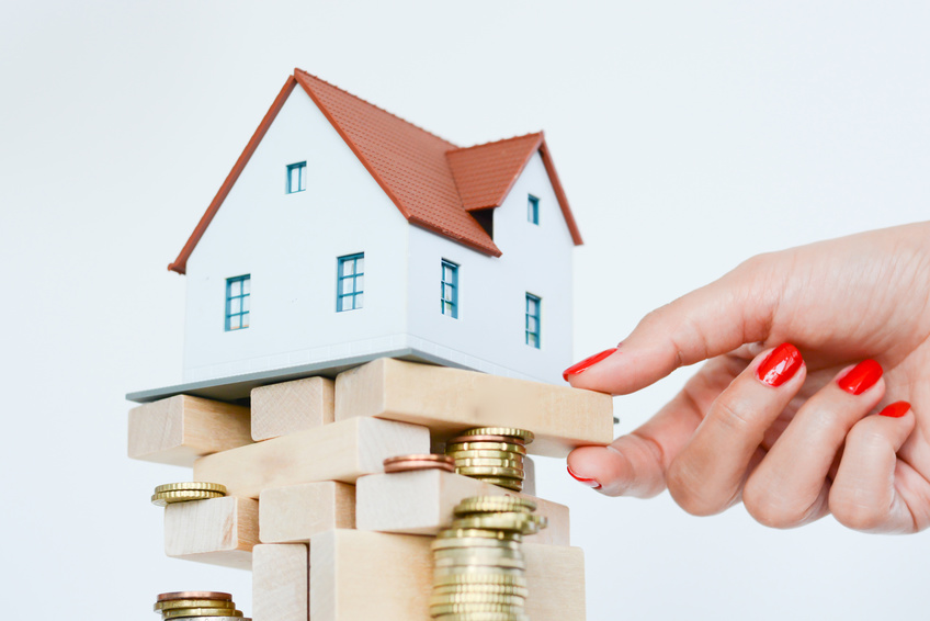 Distressed property a reality in today's market