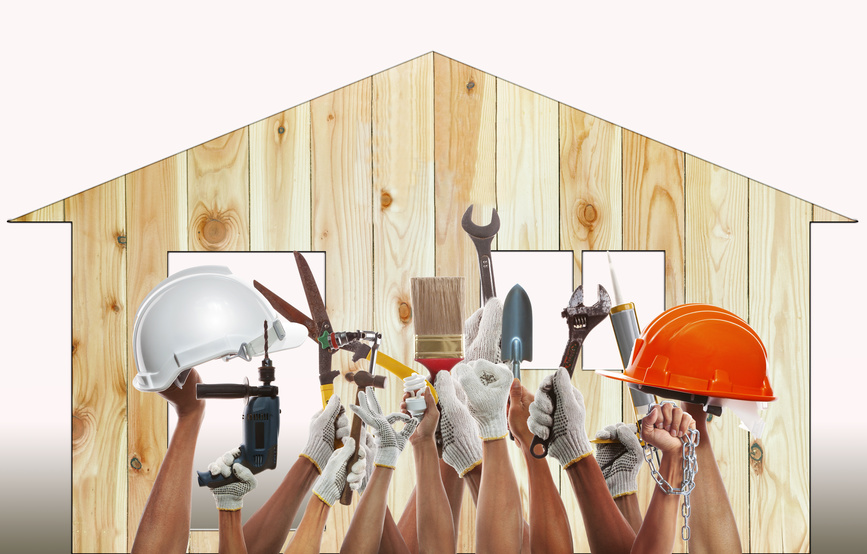 Create a home maintenance and project fund