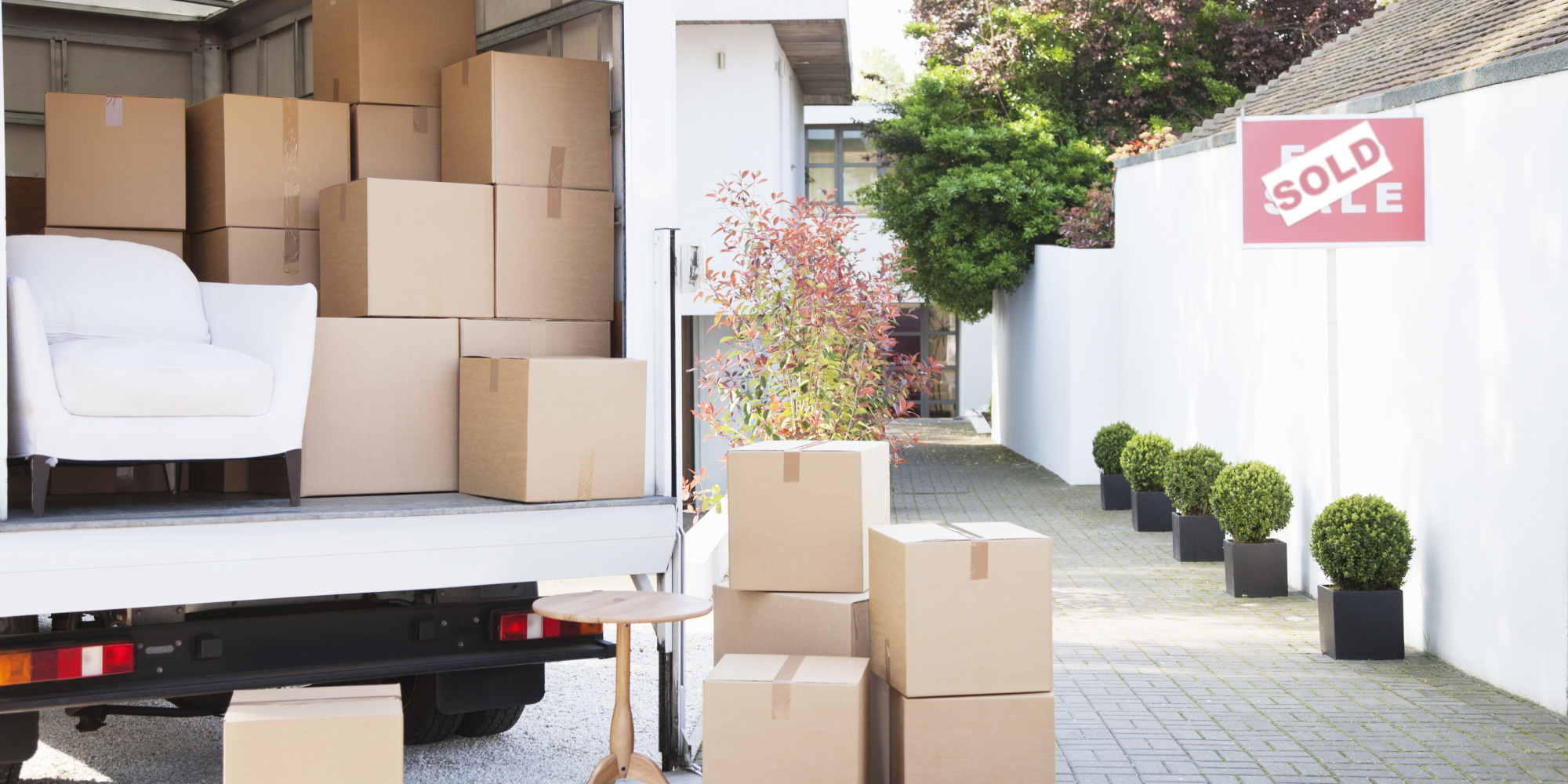 Things to think about when using movers